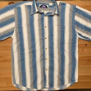 Vintage Topman Button Down Polo